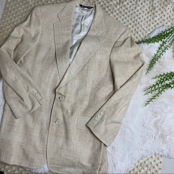 Austin Reed Suits Blazers Vintage 0 Silk Austin Reed Tweed Blazer Poshmark